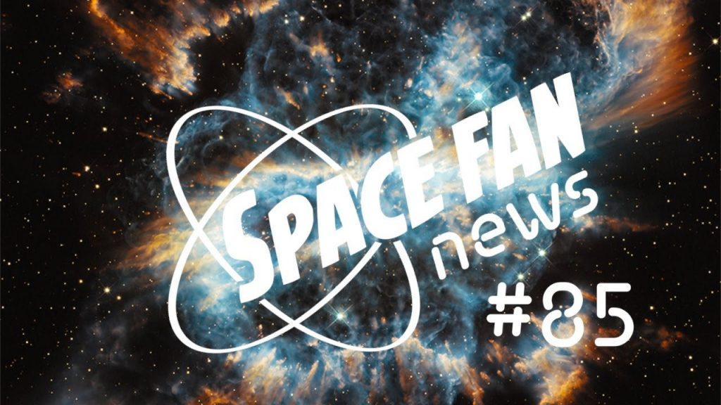 Space Fan News #85: Possible Planets Around Tau Ceti; Goodbye Sir Patrick