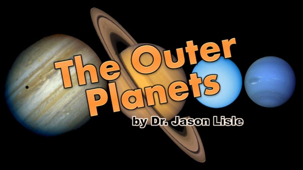 Origins – The Outer Planets