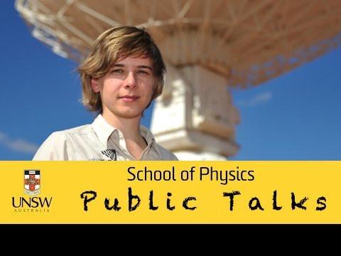 Dr Lisa Harvey-Smith   Square Kilometre Array – From Black Holes to Dark Matter