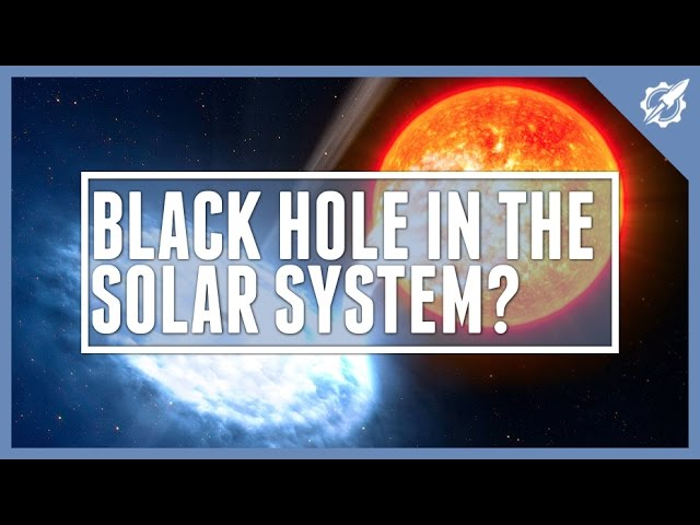 Is There A Black Hole In The Solar System?! | Astronomic