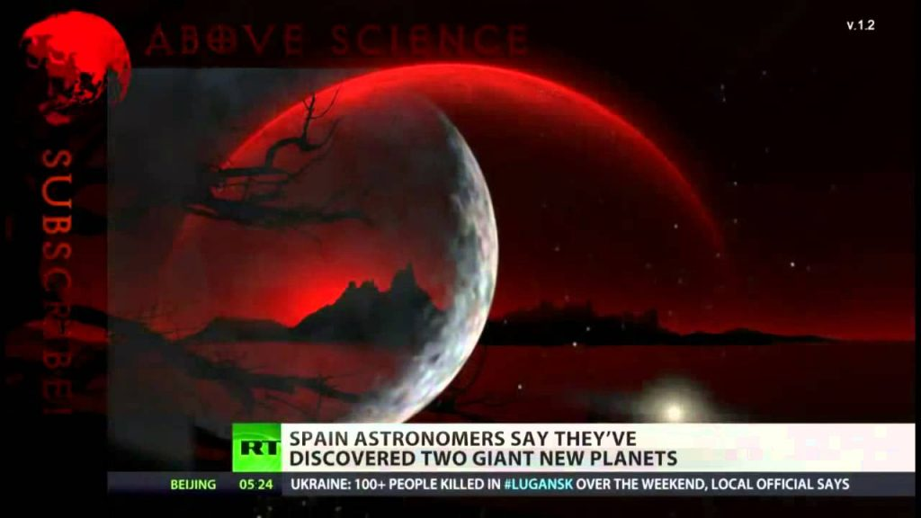 Astronomers Discover Two Giant New Planets