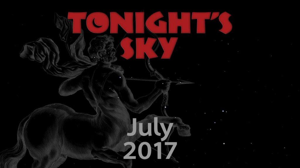 Tonight's Sky: July 2017