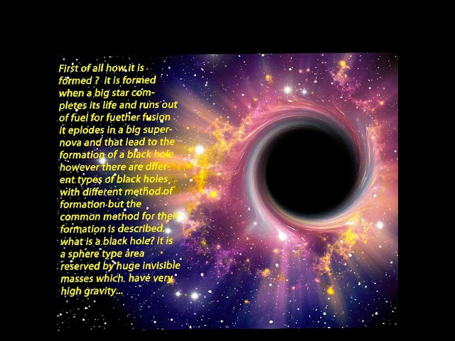 Black hole how can earth be converted into it