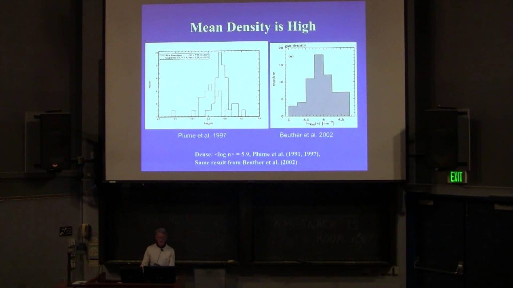 "Neal Evans ""High Mass Star Formation and Connection to Galaxies"""