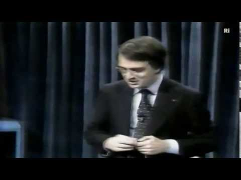 Carl Sagan: Christmas Lectures 1 – The Earth as a Planet