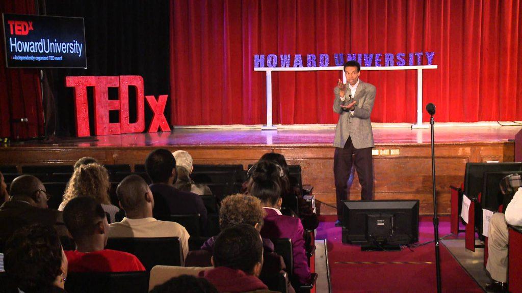 Black Holes and Quantum Gravity | Dr. Jame Lindesay | TEDxHowardUniversity