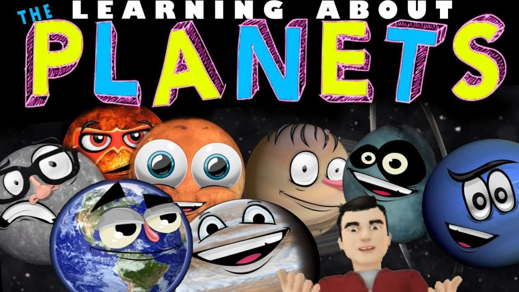 Learning About The Planets in Our Solar System
