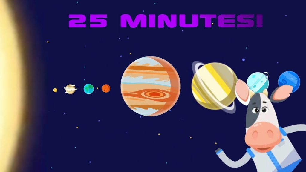 Planets | Kids | Solar System | Astronomy | Star Walk 2 Gameplay