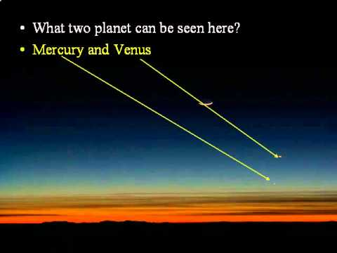 Astronomy Quiz  with Answers – Inner Planetary Topics – from www. science powerpoint .com