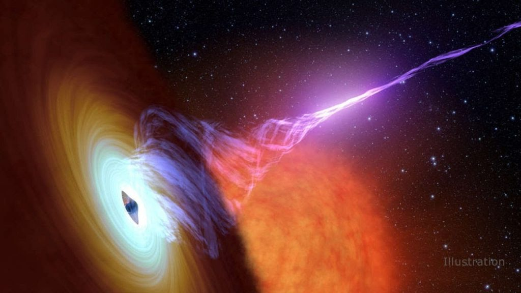 Astronomers Have Gained Some Spectacular New Insight Into Black Hole Jets
