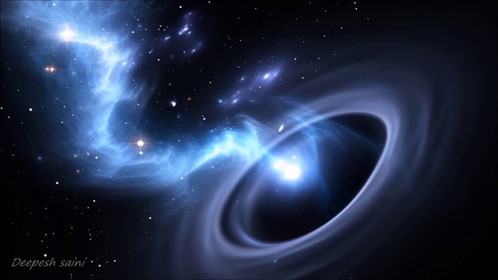 Scientist found Black Hole!! Near milky way (Hindi)