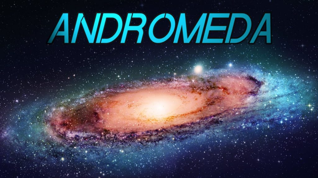 8 facts about: ANDROMEDA