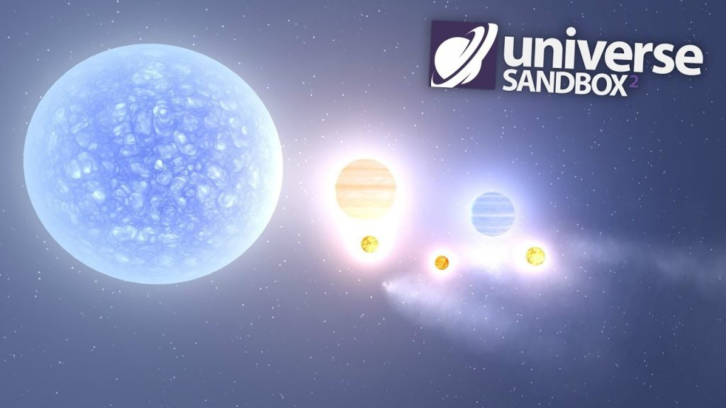 Roasting The Solar System To Death, Universe Sandbox ²