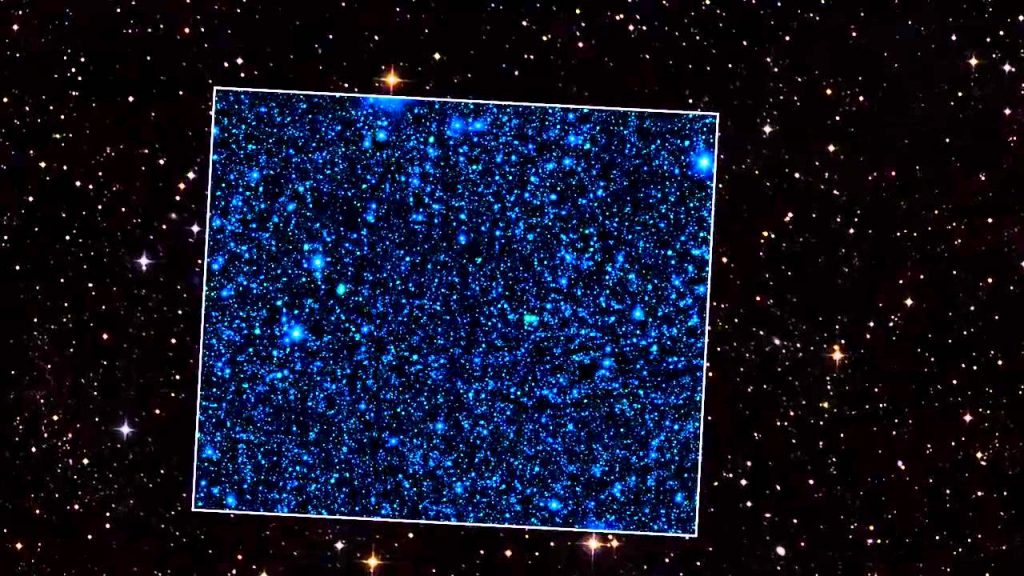 Zooming in on star-forming galaxies in the early Universe seen with ALMA | ESO