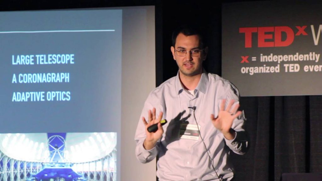 The Search for Planets beyond our Solar System | Dr. Adam Schneider | TEDxWayPublicLibrary