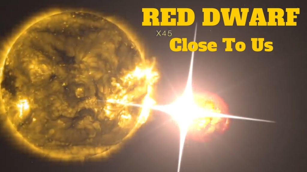 The Universe Documentary – Red Dwarf Star – Found Close To Our Solar System