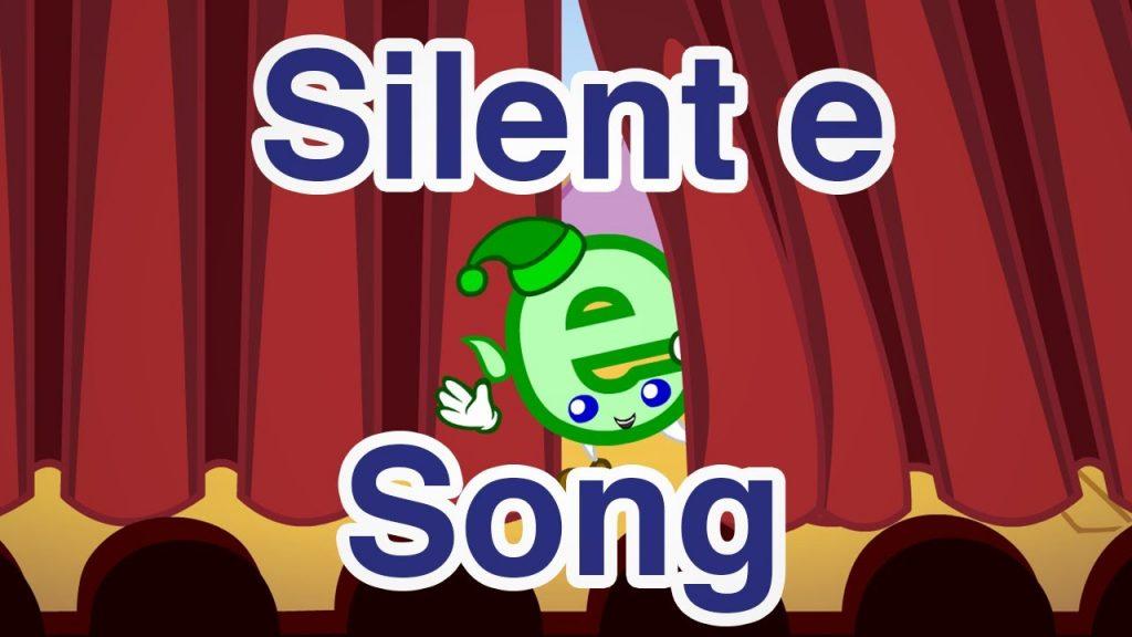 Silent e Song – Preschool Prep Company