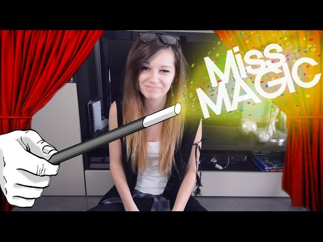 Miss Magic // Super Tricks für Magic Kids
