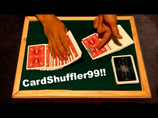 Super Insane Beginner Card Trick! (ft. CardShuffler99)