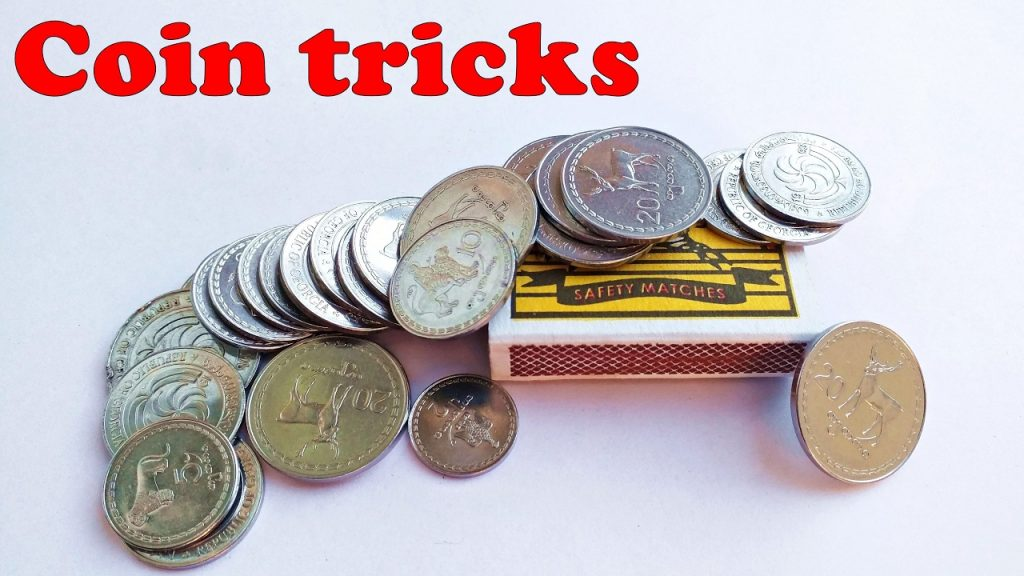 5 Simple COIN Tricks – Easy Magic Tricks with COINS