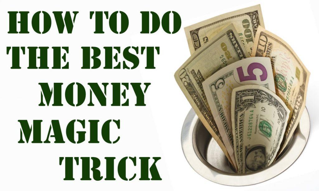 Amazing Money Trick Tutorial – Magic Tricks Revealed