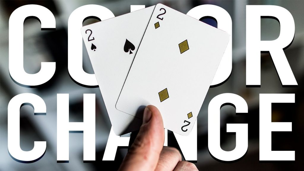 The CHANGING Card Trick Explained!