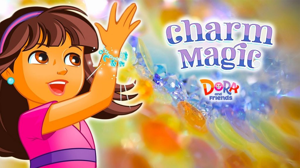 Dora and Friends: Charm Magic! Games For Kids.