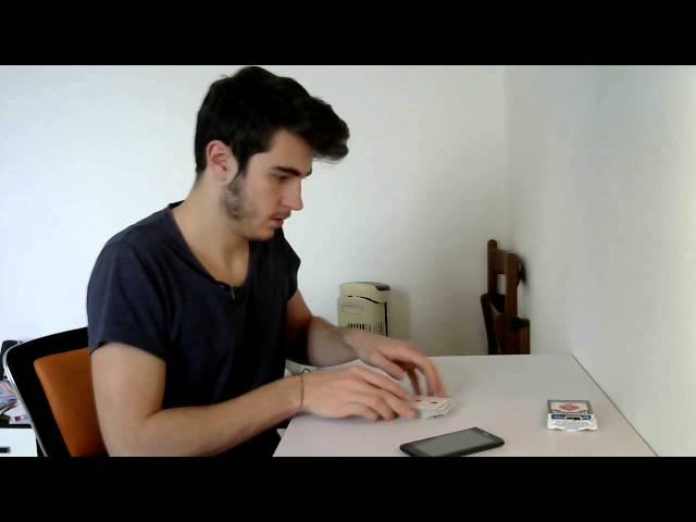 MEMORY – Magic Cards Trick