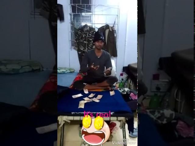 Money magic (Rahul)