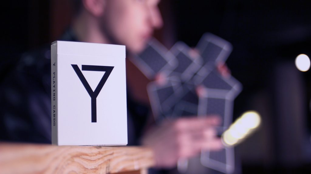 KARTY Y – Magic of Y – Cardistry with Y Playing Cards