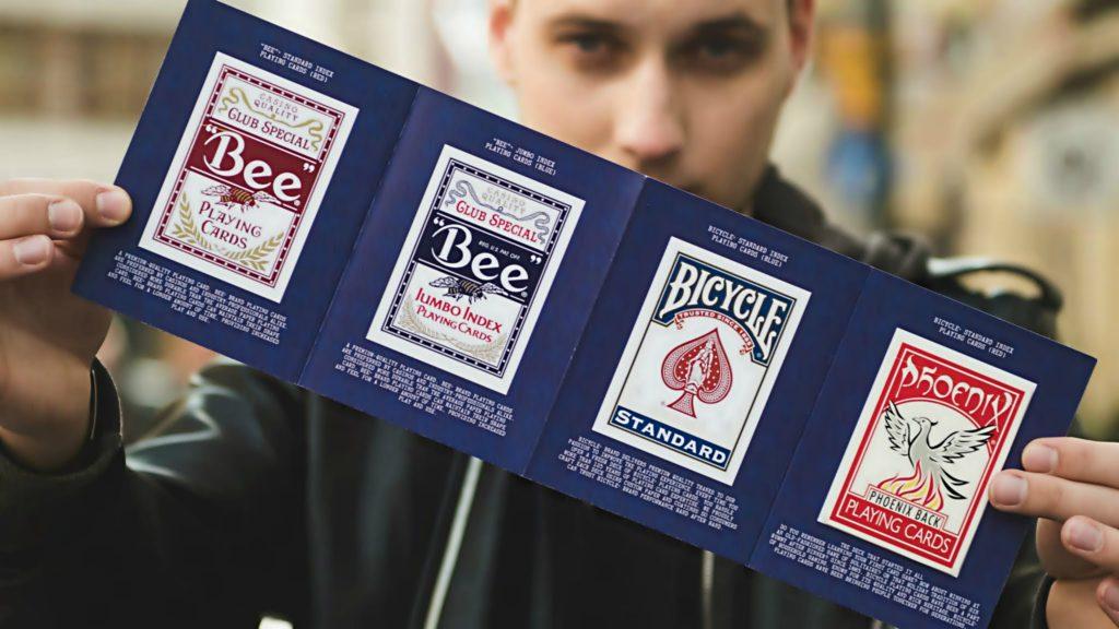 Skąd biorę karty? Wyjaśnienie – Playing cards tutorial – Magic of Y – Magia Y