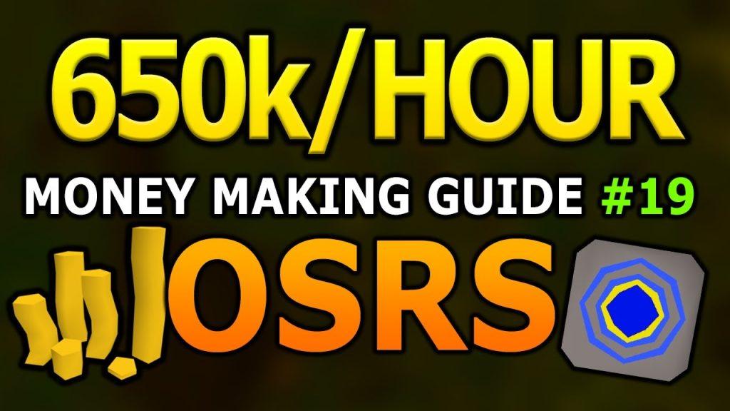 [OSRS] 650K/Hour Money Making Guide ( + 30k Magic XP!) (#19)
