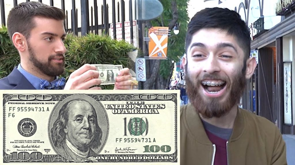 How to STEAL MONEY with Magic Prank – Funny Social Experiment!