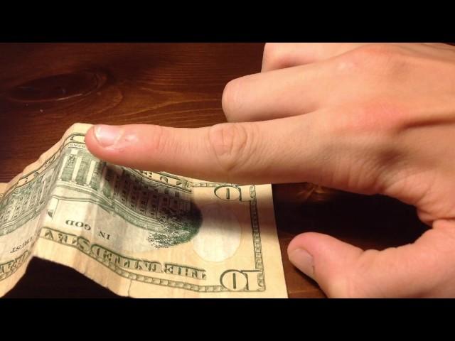 Magic money… stop motion film