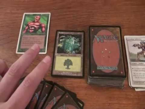 Learning To Play Magic The Gathering