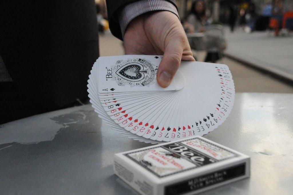 Card Tricks: The Thumb Fan Tutorial [HD]