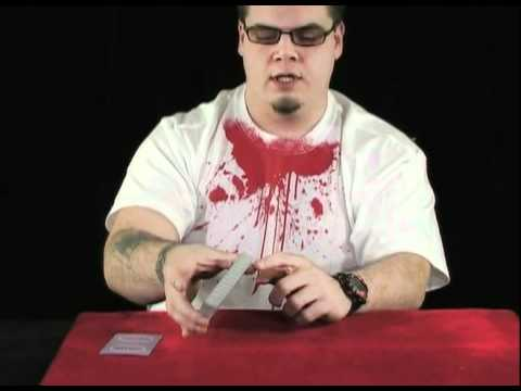Beginner magic lesson: Lesson 1 Card terminology, forcing a card and the worlds fastest card trick