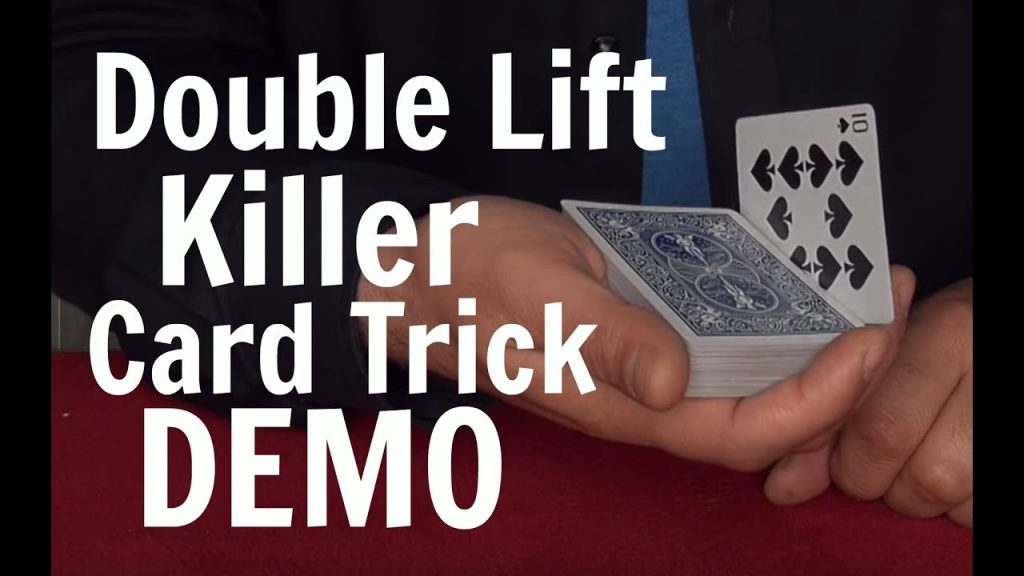Double Lift Killer Card Trick – Card Magic Tricks Revealed
