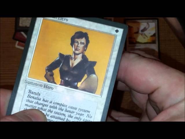 How to spot Fake Magic the Gathering Cards: The 5 tests you need to know