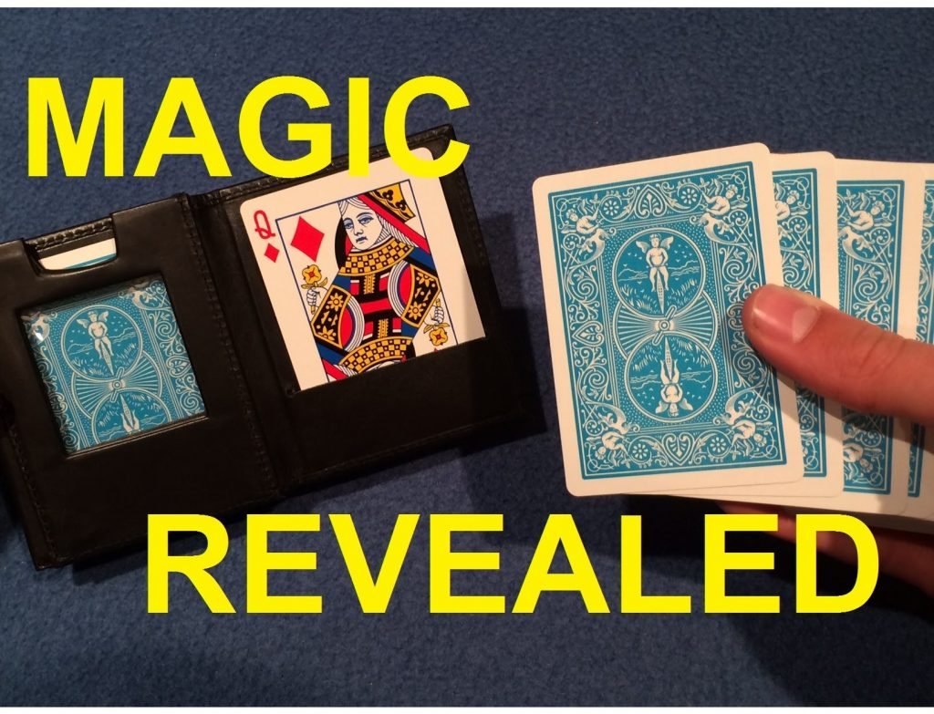 Time Warp Wallet – MAGIC TRICKS REVEALED :: Incredible Card Trick REVEALED