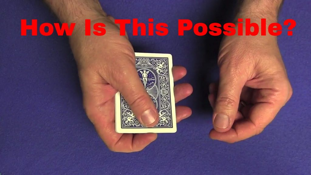 How Is This Card Trick Possible?   Deck Giveaway