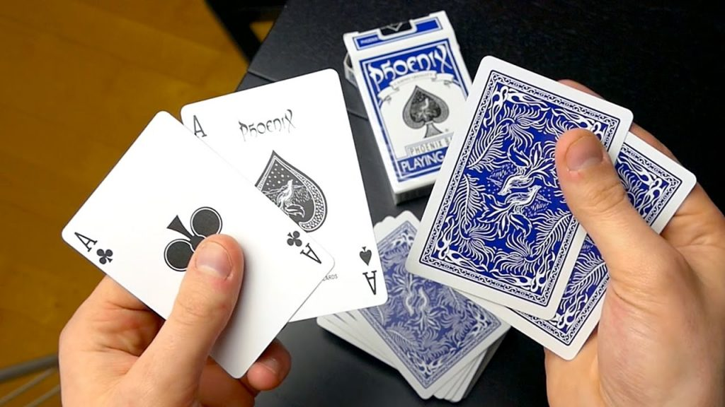 EXTREME VISUAL – Card Trick Tutorial