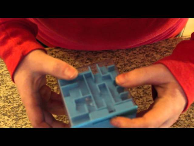 Money Maze Magic Puzzle Box