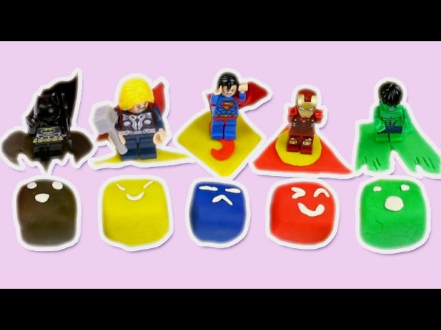 Play DOH For Kids Magic box | Learn Colors with Little kid toys and Earth Hero Toyes