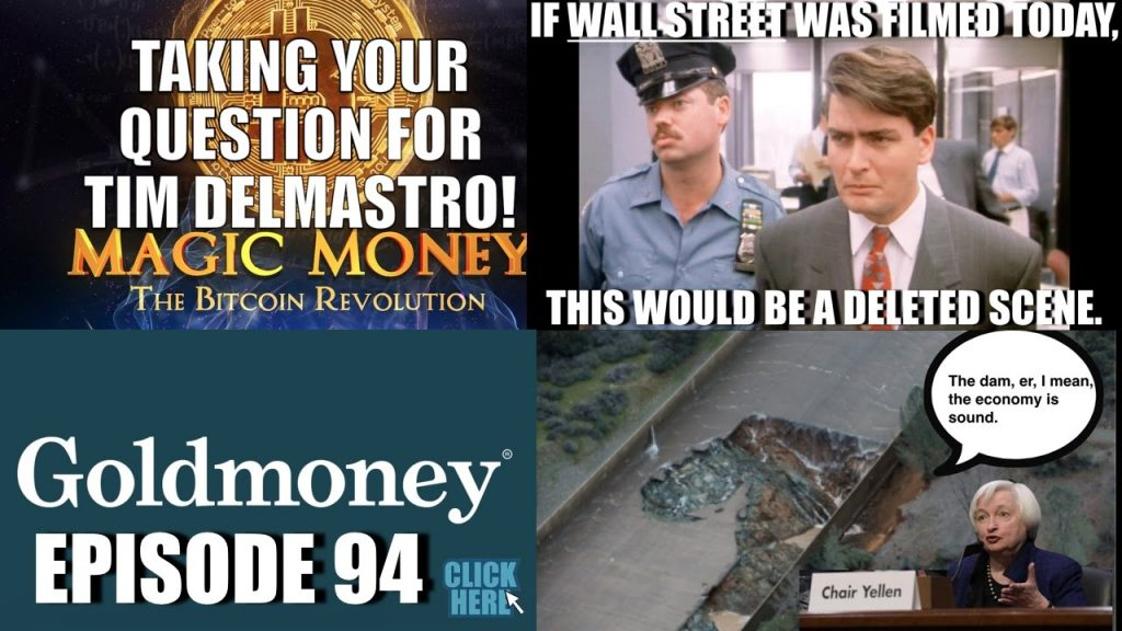 Ep. 94-TIM DELMASTRO, Magic Money, Memes & Milo