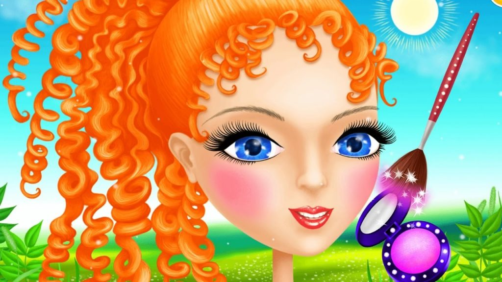Fun Animals Care Princess Makeover – Magic Kids Games for Girls – Baby Android Gameplay
