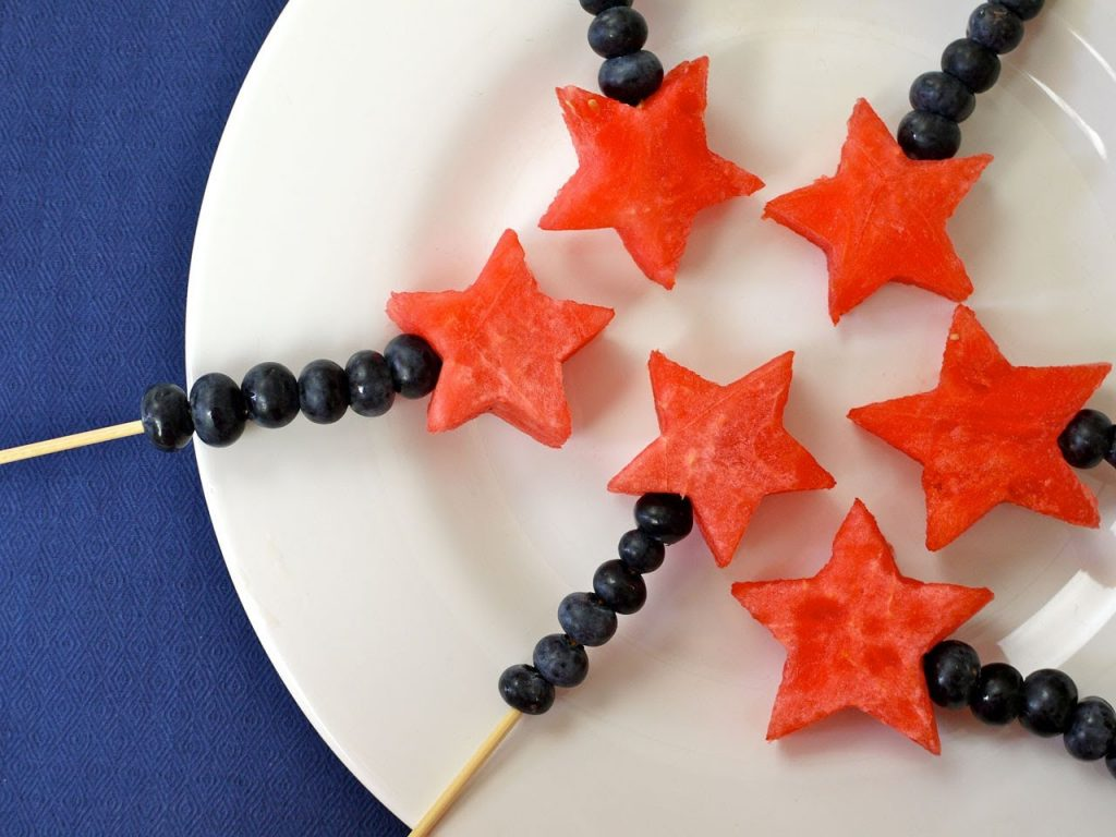 Fourth of July Recipes: How to Make Magic Fruit Wands for Kids – Weelicious