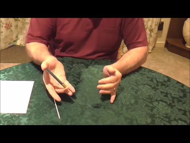 VANISHING PENCIL – Kids Easy Magic Tricks