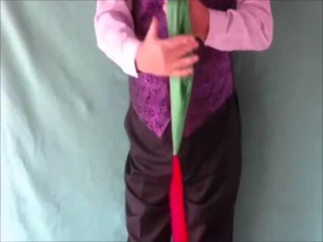 COLOUR CHANGING SILKS (Double) – Easy Magic for Kids