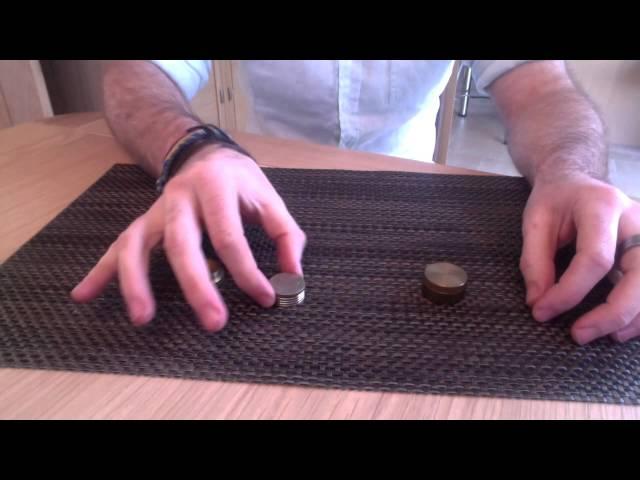 Dynamic Coins – Garage Trick Tuesday